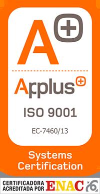 Certificacion Applus 9001