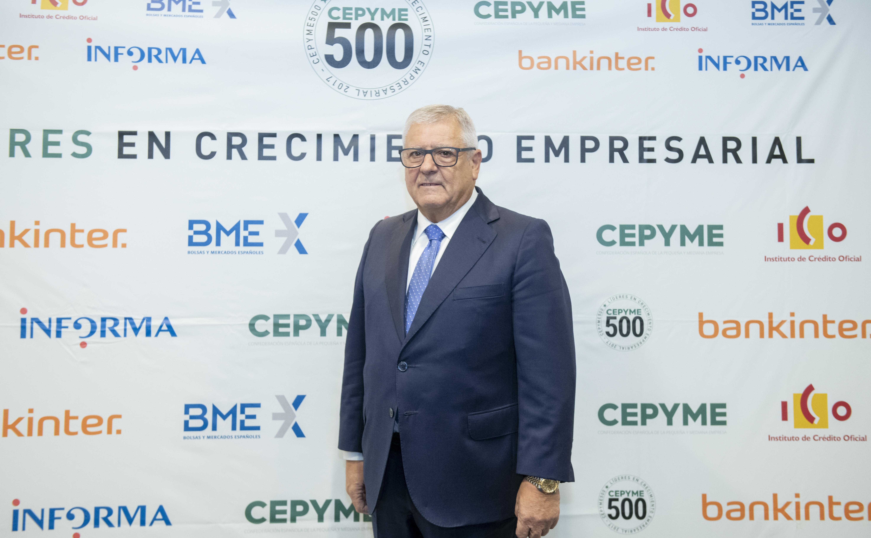 Presidente Ibersys Cepyme