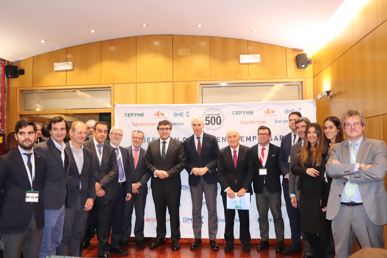 Confederación de Empresarios de Galicia-CEG